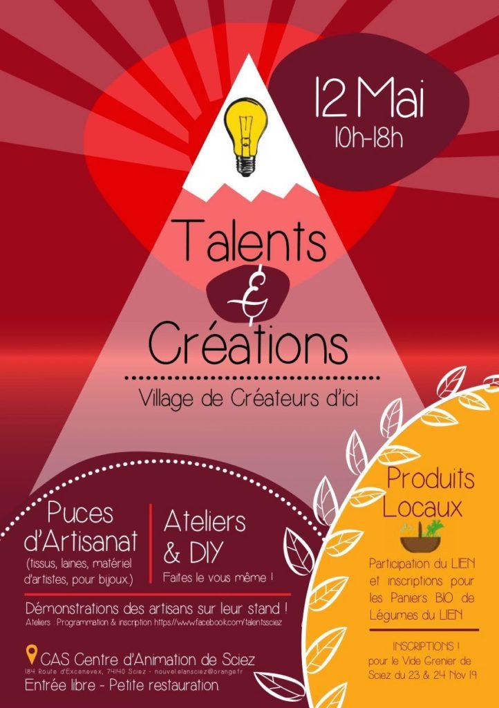 Salon Talents & Créations   Sciez (74)